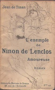 Tinan Ninon Lautrec 1 plat